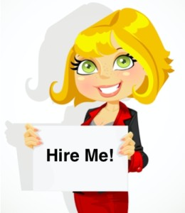 Hire me! Affiliate Marketing Manager