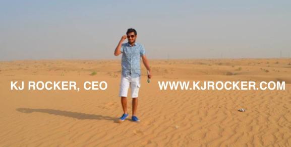 KJ Rocker, affiliate marketer, SEO Expert, CPA MArketing Mentor